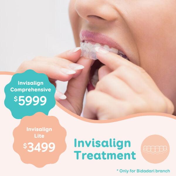 invisalign mysmile dental